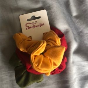 Accessories - Brand new scrunchies